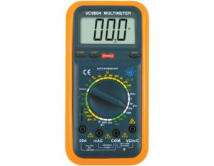 VC9804 3 1/2 Digital Multimeter