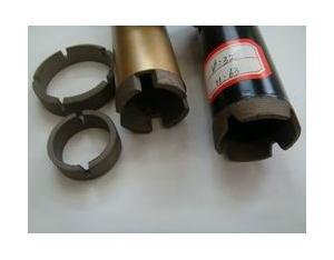 Laser Weld Diamond Core Drill Bits