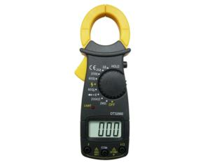 DT3266E 3 1/2 DIGITAL CLAMP METER