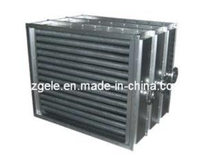 Air Heat Exchnager for Waste Water and Gas Heat Recovery