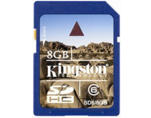 Kingston SDHC Card