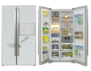 Side-By-Side Door Refrigerator BCD-560WBA