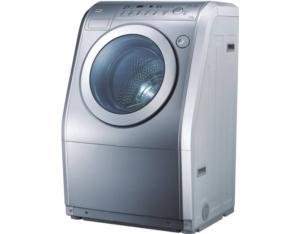 Angular Drum Washing Machine