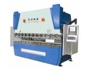 PSH D CNC Hydraulic Press Brake
