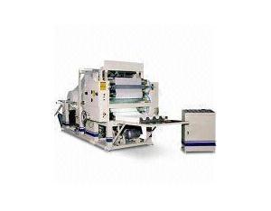 Automatic Facial Tissue Machine