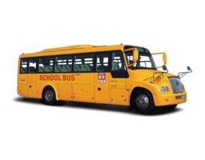ZK6100DA school bus