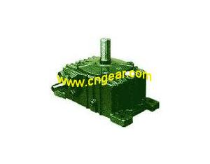 Worm Gear Speed Reducer (FCO-WPO)