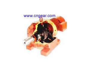 In Line Helical Gear Reducer