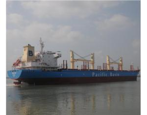 32,500DWT Timber Carrier