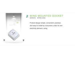 MING MOUNTED SOCKET SERIES WIRE