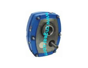 Shaft Mounted Speed Reducer (SMRS)
