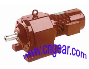 In-Line Helical Gear Reducer (FR SERIES)
