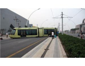 Zhangjiang tram (a period) project