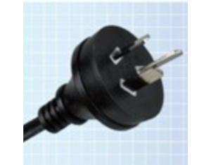 three wire grounding plug