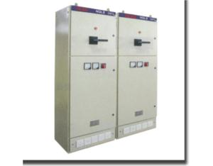 In the low voltage switchgear