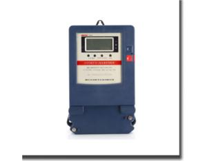 Three-phase electronic type electric energy meter