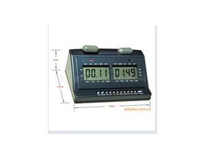 Three drill LCD digital chess clock