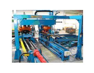 Automatic Parabolic Rolling Line (BZS-100 series long taper rolling machine)