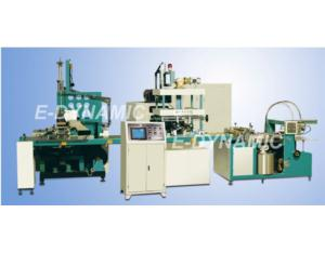COMPLETE AUTOMATIC PAPER BOX FORMING MACHINE  ED-660 A