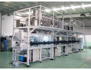 LED/HID lighting production line