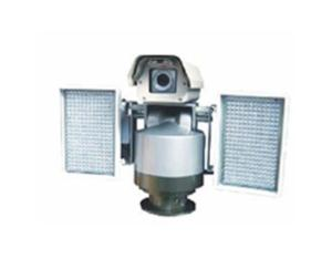 Infrared night vision camera distance