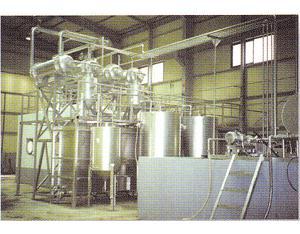 Plastic-oil converting equipment