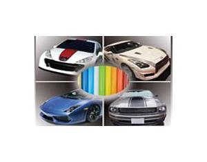 Car change color film