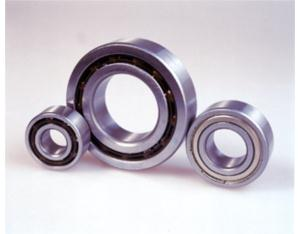 Double-row angular contact bearings