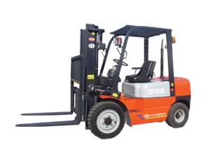 Gasoline Forklift, LPG Forklift Truck