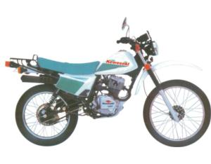 Motorcycle HK150GY_C