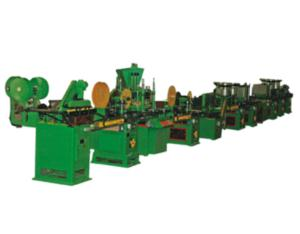 PAPER TYPE BATTERY PRODUCTION LINE