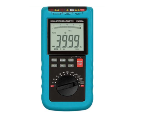 EM580A, professional testing of high performance digital insulation multimeter