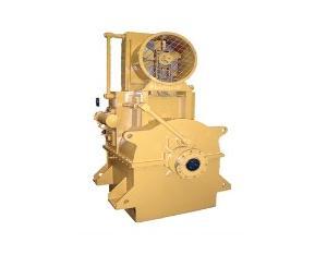 Series YOTFJ Hydraulic Coupling Reducing Gear Box