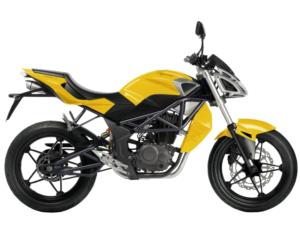 Motorcycle Megelli 250S