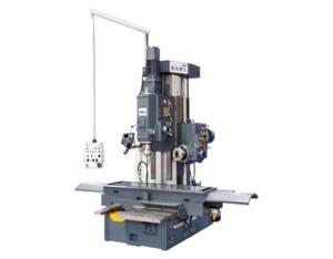Bed-type boring milling machine