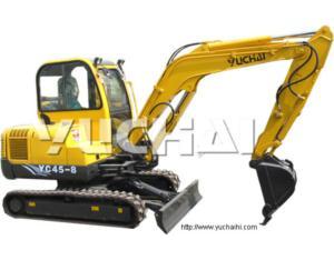 YC45-8 Excavator