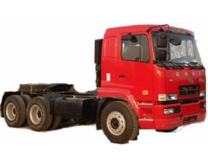 CAMC 6x4 Narrow-body Model Tractor Truck