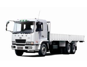 CAMC 6x4 Narrow-body Model Cargo Truck