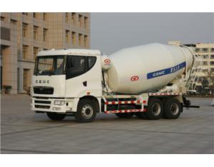 CAMC H08 Model Concrete Mixer Truck