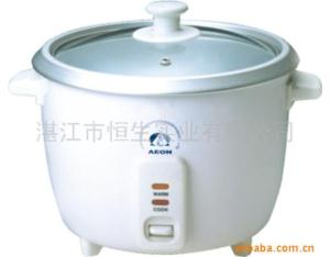 Drum type electric rice cooker