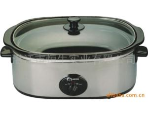 Square slow cooker