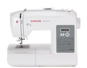 Electronic sewing machine 6199 Brilliance
