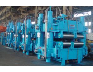 Continuous casting machine