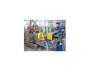Double-rank Recycling & Granulating System