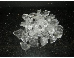 Melting quartz