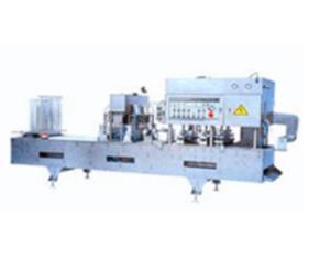 Cup, box sealing machine series