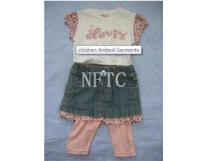 children Knitted Garments