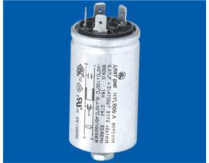 Filtering capacitor