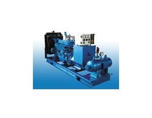 Natural gas set