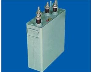 Capacitor series for electric heating install